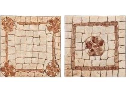Serenissima Cir Antiqua Formella Saturnia Corallo S/2