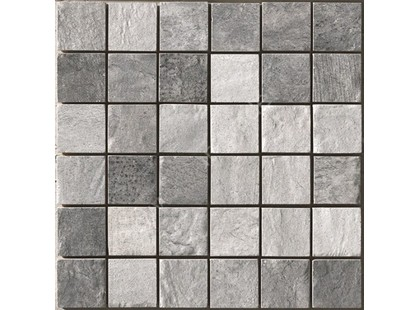 Serenissima Cir Biarritz Mix Grigio Mosaico 5Х5 12