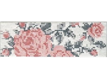 Serenissima Cir Docklands White Inserto S/1 Flowers 10