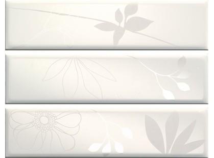 Serenissima Cir Flair Ins. S/3 Bianco