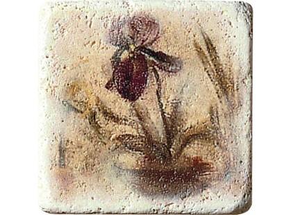 Serenissima Cir Marble Age Ins.Travertino S/3 (Один Цветок)
