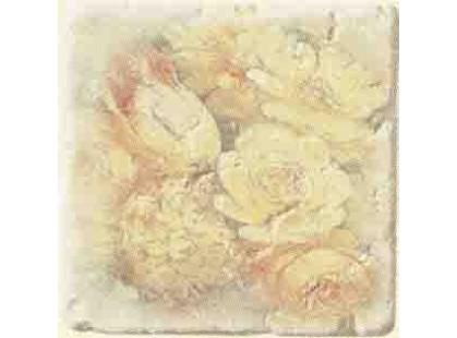 Serenissima Cir Marble Age Inserto Ottocento Botticino S/3 (6 Цветков)