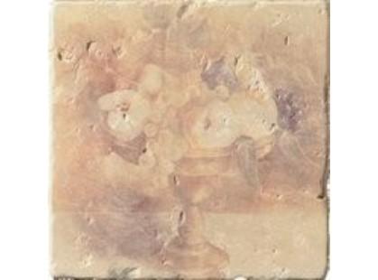 Serenissima Cir Marble style Inserto Botticino Beige
