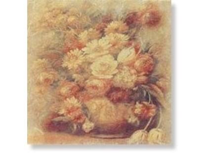 Serenissima Cir Marble style Inserto Ottocento Botticino