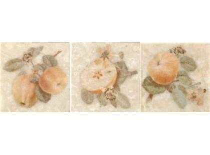 Serenissima Cir Marble style Inserto S/3 Reinette