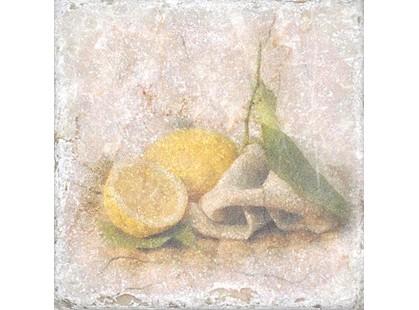 Serenissima Cir Marble style Inserto Tradition S/3 (Лимон)