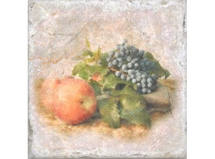 Serenissima Cir Marble style Inserto Tradition S/3 (Яблоко+Виноград)