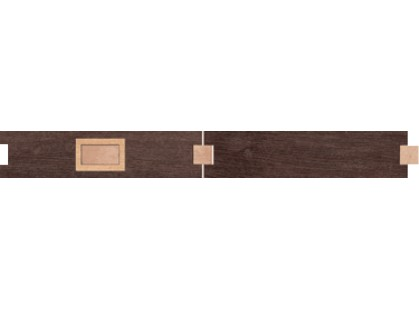 Serenissima Cir Newport Treccia Hook Brown S/2