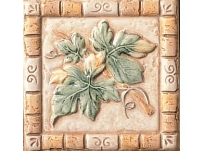 Serenissima Cir Quarry stone Inserto Grappoli S/2 Giallo