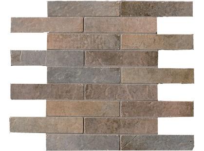 Serenissima Cir Quarry stone Mosaico Mix Dark Sestino (Forest, Slate)