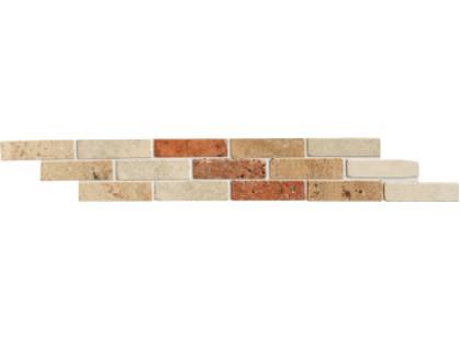 Serenissima Cir Quarry stone Treccia Domino Marmo Rosso