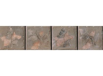 Serenissima Cir Quarry stone Treccia Fossili Foglie Slate S/2