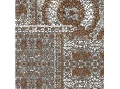 Serenissima Cir Riabita il  Cotto Beige Inserto Pattern s/4 10,5