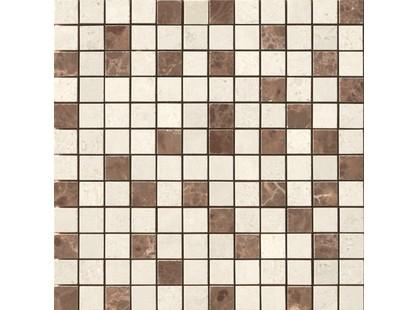 Serenissima Cir Templa Mosaico  Mix Beige