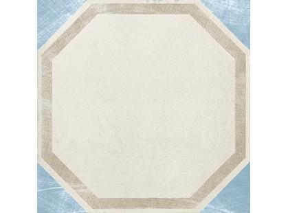 Serenissima Cir Via Emilia Inserto Crema-azzurro