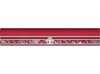 Slava Zaitsev Arcobaleno Moldura Red