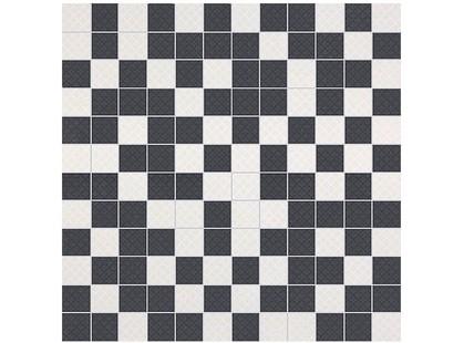 Slava Zaitsev Cavalletto Mosaico White-Black