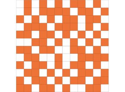 Slava Zaitsev Soul ARCOBALENO SHINE Mosaico White-Orange