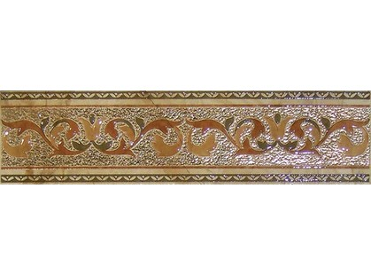 Stn Ceramica Mitic Dorado Cenefa