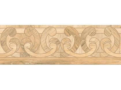 Tagina Woodays Faggio Rosato Fascia Intarsio Girali Castagno Medio