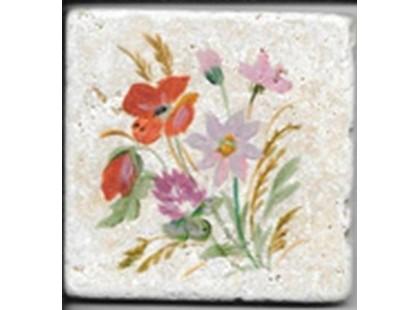 Травертин Provance Цветы полевые 3