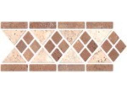 Травертин Toscana Mosaico Rustic Toscana ( необработан. травертин )