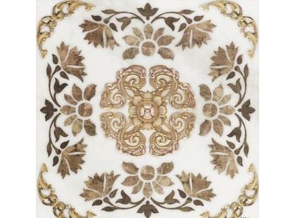 Undefasa Ceramica Calacatta Decorado Rosette