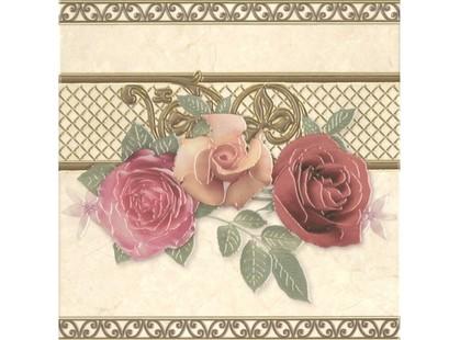 Undefasa Ceramica Crema Marfil Cenefa Yellowrose