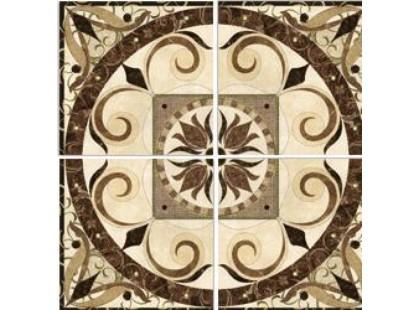 Undefasa Ceramica Dune Rosone Beige
