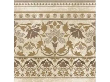 Undefasa Ceramica Rapolano Cenefa Siena