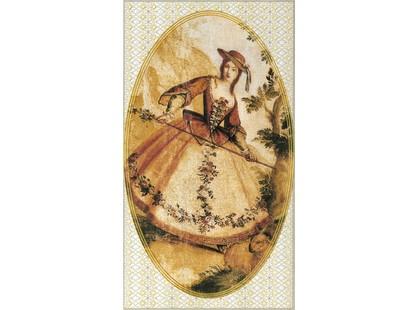 Undefasa Ceramica Renoir Decorado Aline