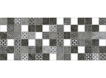 Unicer Cosmos Plata Mosaico Negro