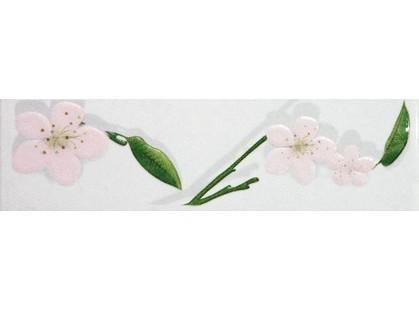 Уралкерамика Мидори 33МИ005  на белом розовый