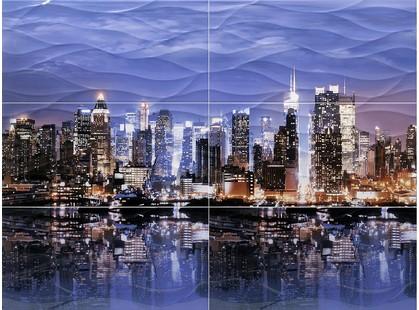 Уралкерамика Нью-Йорк ПН107 (из 6 пл)