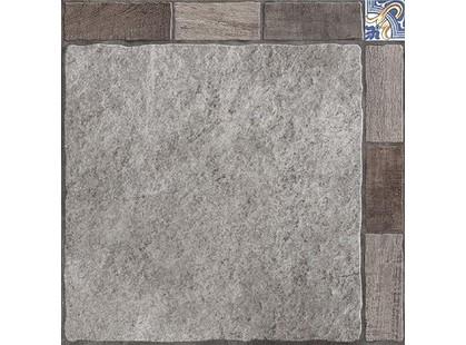 Уралкерамика Вента Вента Плитка напольная на сером серая ПГ3ВА707 41,8х41,8
