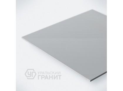 Уральский гранит 60х60 полированный UF002 (светло-серый)