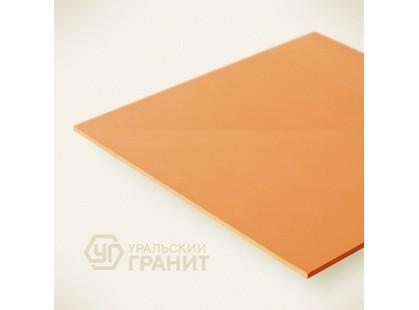Уральский гранит 60х60 полированный UF026 (насыщенно-оранжевый)