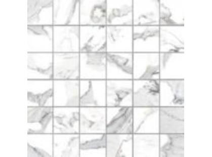 Vallelunga Calacatta Mosaico 5x5