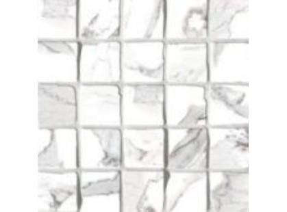 Vallelunga Calacatta Mosaico 6x6