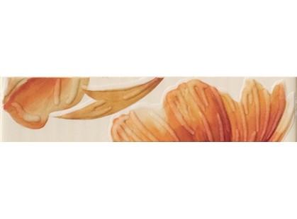 Vallelunga Jolie Crema Fiore List. 20x4,5