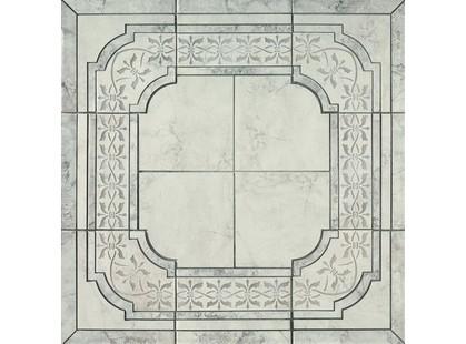 Vallelunga Pietra romana Avorio Border Decor
