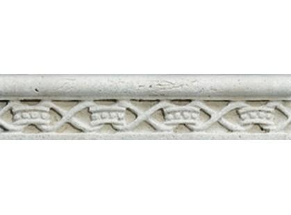 Vallelunga Pietra romana Avorio Listello 3x15