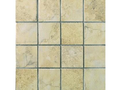 Vallelunga Pietra romana Ocra Mosaic