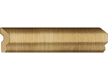 Vallelunga Wood ax Battiscopa Mogano
