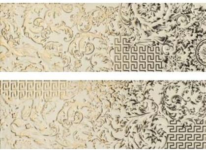 Versace Gold Crema Combi Patchwork Mix