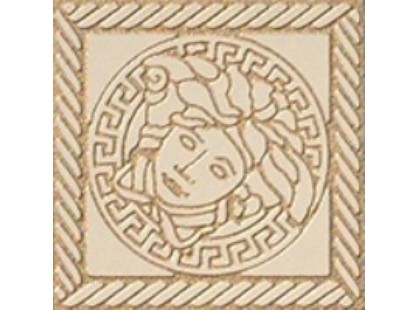 Versace Marble Beige Tozzetto Medusa