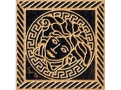 Versace Marble Nero Tozzetto Medusa