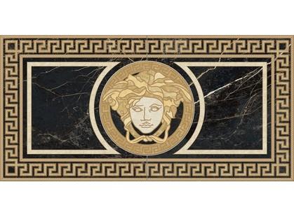 Versace Marble Rosone Levigato Nero S Laurent
