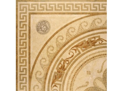 Versace Palace Living Rosone Mos.Beige Lev