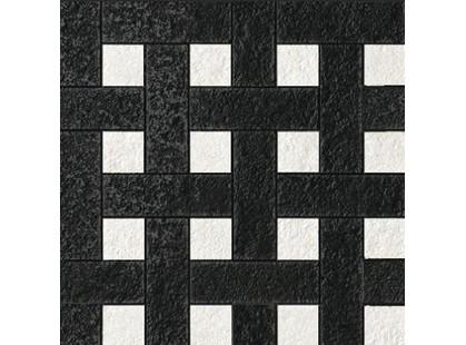 Versace Palace stone Lapp Black White Mosaici Chesterfield 10
